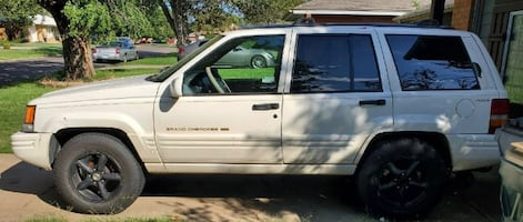 1997 Grand Cherokee Limited 4WD V8