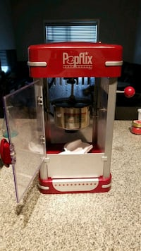red and gray popcorn maker Edmonton, T5A 3S8