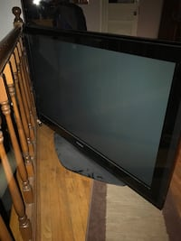 black flat screen TV with remote Manassas, 20111