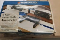 Rockler, 4 piece Router Table Accessory Kit Chantilly, 20151