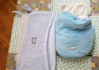 winter stroller cover and matching blanket Toronto, M6L 1X8