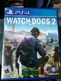PS4 WATCHDOGS Fall River, 02721