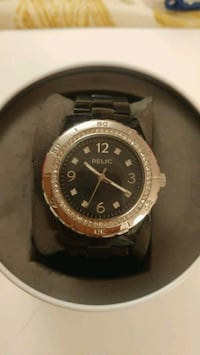 Relic watch made by Fossil