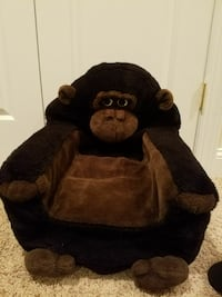 Child's Gorilla plush chair