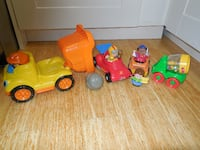 Fisher Price Little People Vehicles and Figures VANCOUVER