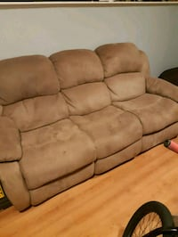 Reclining couch and live seat  Edmonton, T6L 2P3
