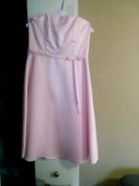 women's pink sleeveless dress Pasco, 99301
