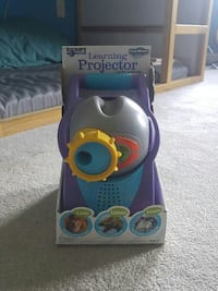 Babies Learning projector - new
