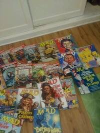assorted Marvel comic book collection Los Angeles, 90047