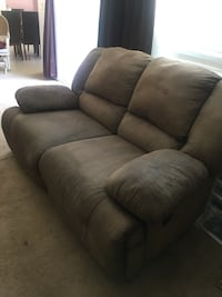 Recliner sofa and love seat Tracy, 95377