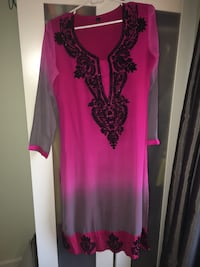 Indian Kaftan Dress