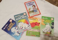 Book Lot of 5