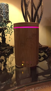 Aromatherapy bamboo essential oil diffuser