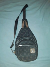 Louis Vuitton Bag and Belt