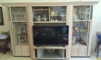 Wooden wall unit Lorton, 22079