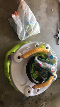 Baby Exersaucer Fountain Valley, 92708
