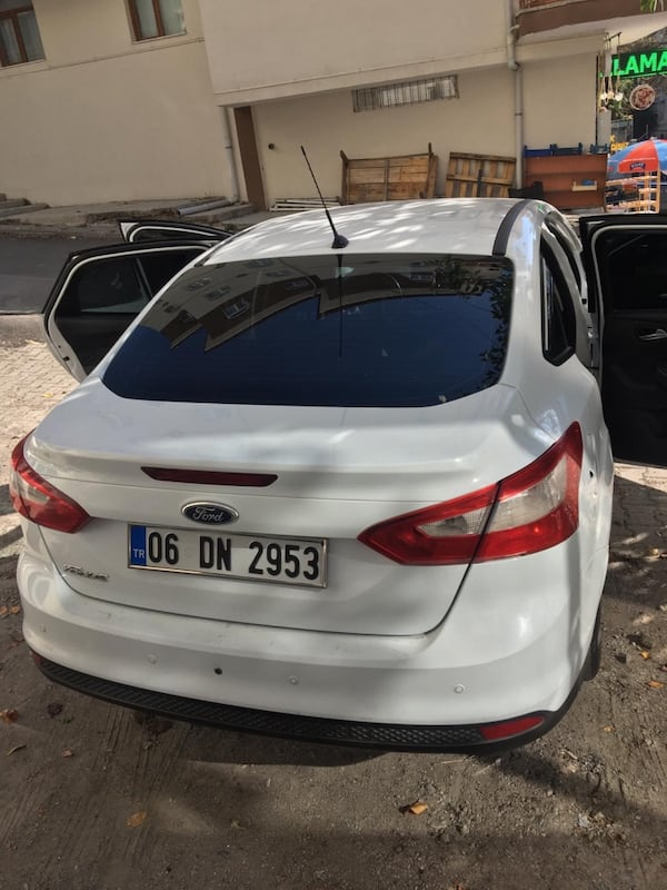 2013 Ford Focus TREND 1.6TDCI 95PS 4K e9f63bf1-84b4-47ae-8887-cbca1be70a87