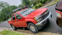 2005 Chevrolet Colorado Z71 LS Crew Cab Woodbridge