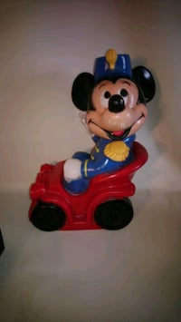 Mickey mouse bank  Burlington, L7R 3P8