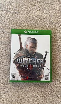Xbox one The Witcher Mansfield, 02048