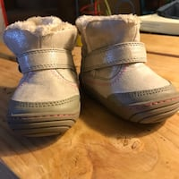 Baby shoes 3 pairs for $5  Rancho Cordova, 95670