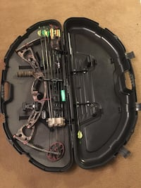 Hoyt rampage compound bow Galway, 12074