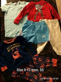 Baby Clothing Pickering, L1V 2S3