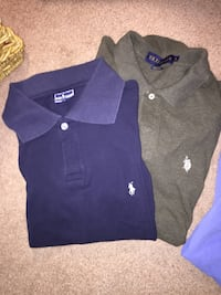 Men's Size Large: Lot of Name brand shirts Alexandria, 22311