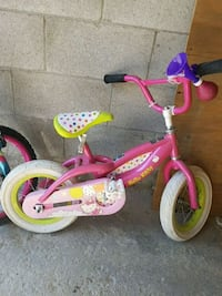 Hello kitty bicycle  Mississauga, L5A 3L5