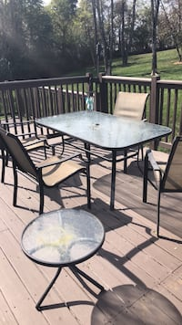 Outdoor dining set deck patio furniture Falling Waters, 25419