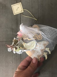 Bride ornament - unused  Columbia, 21044