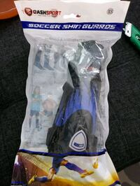 XS Soccer Chin Guards