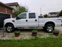 2010 Ford F-350 SUPERDUTY 4x4 GAS