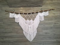 Macrame 6ft wide  3116 km