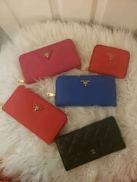 35 each wallet all brand new Toronto
