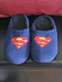 """Superman"" Slippers"