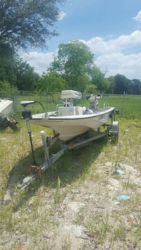 Boston whaler with title