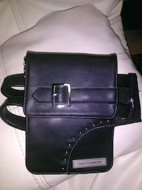 black leather crossbody bag and wallet San Diego, 92173