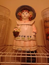 Decorative Cookie Jar