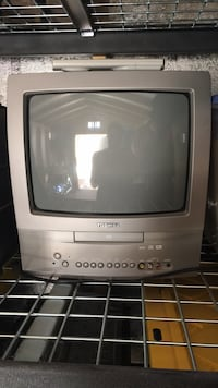Toshiba 13.5 inch tv with built in DVD player  Albuquerque