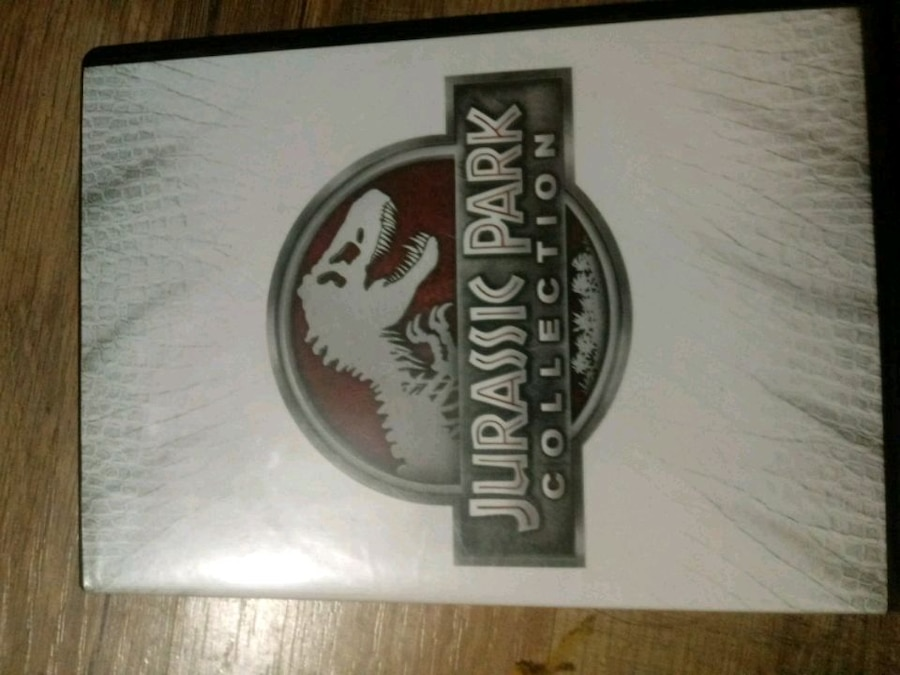 Photo Jurassic park collection