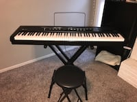 WILLIAMS ALLEGRO 2 Keyboard. 88 Keys Grandview, 64030