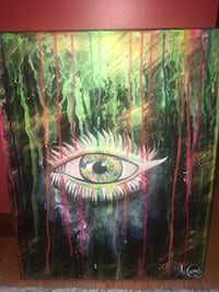 green eye painting West Chester, 45069
