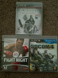 PlayStation 3 Video Games