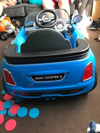 Blue Mini Cooper s South Ockendon, RM15 6EU