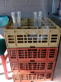 86 durable glass cups Pawtucket