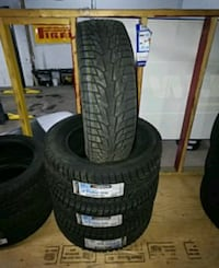 4 brand new hankooks winter tires 215/65/16 Markham, L3P 1M4