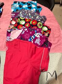 Gently Used Scrub pieces. Available   Zorra, N5C 3J5
