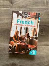 French phrasebook and dictionary Waterloo, N2T 1Z9
