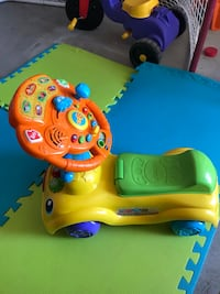 Vtech interactive ride and glide car Brampton, L7A 0G6